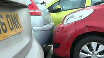 Why parking your car is often a tight squeeze