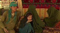 د افغان کډوالو ستونزې