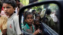 '12 ribu rumah hancur' di desa etnis Rohingya