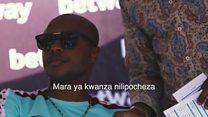 AFOTY: Andre Ayew alipenda soka tangu utotoni