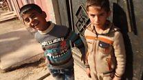 معركة الموصل: الحرب على أبواب السكان