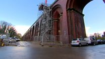 Viaduct repairs to help reduce flooding