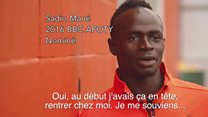 Sadio Mané par son entourage