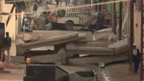 A guerra na porta de casa: os civis que vivem em meio à batalha por Mossul