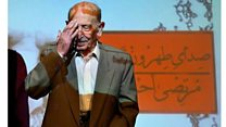آن صدا آن روزها (۱٤): مرتضی احمدی، مردی که تهران الهام بخش کارهایش بود