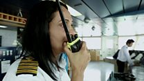 Female ship captain wins bravery award