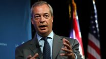 Farage has 'extraordinary' relationship with Trump