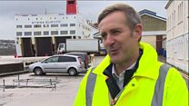 Ferry firm to compensate stranded guests