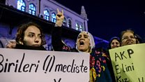 عقب نشینی دولت ترکیه از عفو مشروط متجاوزان به افراد زیر سن قانونی