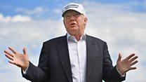 Donald Trump 'tak akan memerintahkan penyelidikan' email Hillary Clinton