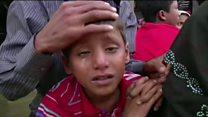 Ratusan etnis Muslim Rohingya mengungsi ke Bangladesh