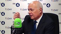 IDS: Raising tax threshold a 'down payment'