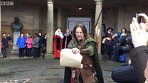 Robin Hood announces castle funding