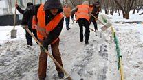 Россия: муҳожирлар ҳаёти янада қийинлашди