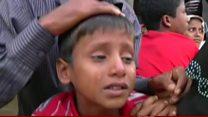 برما کے روہنگیا مسلمان ہجرت پر مجبور