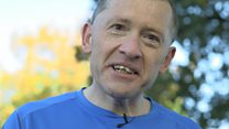 The runner who was brought back to life