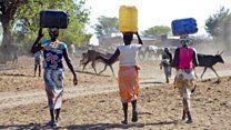 Malawi : la sècheresse sévit