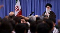 هشدار رهبر ایران به نقض برجام از سوی آمریکا