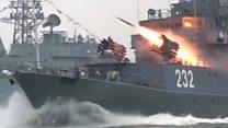 تشدید تنش نظامی در روابط روسیه و غرب