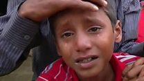 فرار المزيد من مسلمي الروهينغا إلى بنغلادش جراء العنف