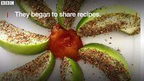 レバノンのリンゴを救え! レシピ共有してみんなで食べた