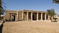 Kota kuno 'berusia 5000 tahun' ditemukan di tepi sungai Nil