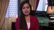 عراقية تترك عملها للترويج للقيم المدنية وثقافة التعايش
