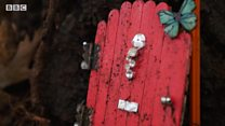 Why are fairy doors popping up in Oxfordshire?