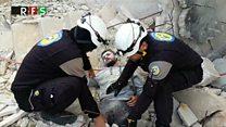 Mannequin Challenge by White Helmets