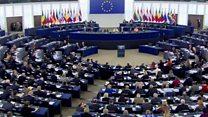 رای پارلمان اروپا، هشدار به دولت ترکیه