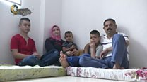 Syrian family: 'Accepted for asylum, then denied'