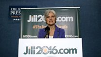 Jill Stein: US election 'riddled with hacking'