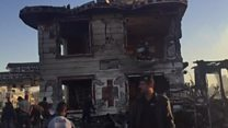 80 قتيلا بينهم إيرانيون بتفجير سيارة مفخخة جنوب بغداد