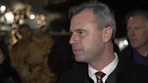 極右候補がオーストリア大統領選で有力 国民は期待?