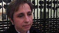 """""""La palabra feminista se ha satanizado"""": Carmen Aristegui sobre la necesidad de revitalizar la lucha por la equidad"""