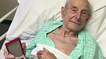French honour for D-day veteran