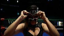 Мексиканские женщины-рестлеры пробивают себе дорогу