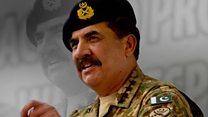 Pakistan's most powerful man steps down