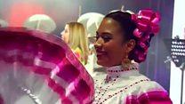 DJs, mariachis, luchadoras, debate y arte: así fue el festival 100 Mujeres de la BBC en México