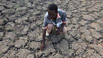 Harare attend la pluie