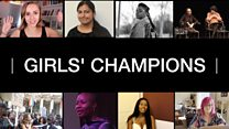 Who are the Girls' Champions?