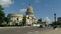 Новая жизнь центра Гаваны и ее Капитолия