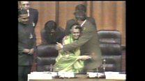 जब कास्त्रो ने इंदिरा गांधी को गले लगाया