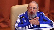 La ovación que recibió Fidel Castro en el Congreso cubano
