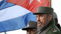 Fidel Castro'nun tarihe geçen 90 yıllık yaşamı