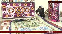 دهمین دوره جشنواره بین المللی هنر و مد در شهر دوشنبه