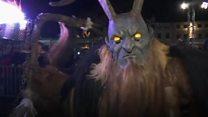 Austria's scary Christmas celebrations