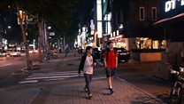 Welsh students try Korean night schools