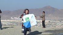 جشنواره بادبادک بازی برای ترویج برابری جنسیتی و مبارزه با فقر در افغانستان