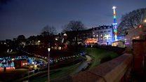 Aberdeen Christmas village opens